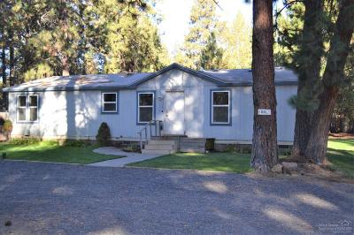 Mobile/Manufactured For Sale: 60081 Cinder Butte Road