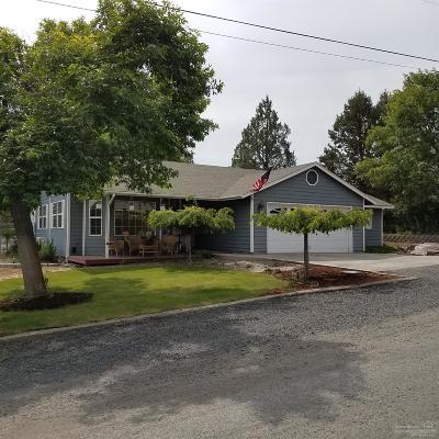 Prineville Single Family Home For Sale: 11161 Northwest Nye Avenue