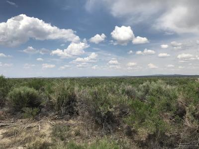 Residential Lots & Land For Sale: 1700 Christmas Valley Highway