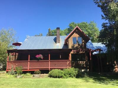 Bend Single Family Home For Sale: 23262 Hwy 20