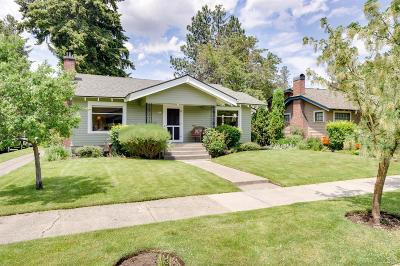 Bend Single Family Home For Sale: 701 Northwest Broadway Street
