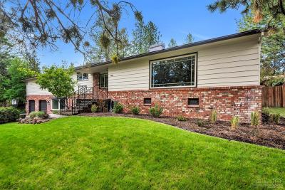 Bend Single Family Home For Sale: 1208 Northwest West Hills Avenue