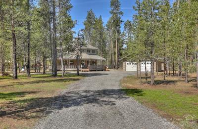 La Pine Single Family Home For Sale: 52181 Stearns Road