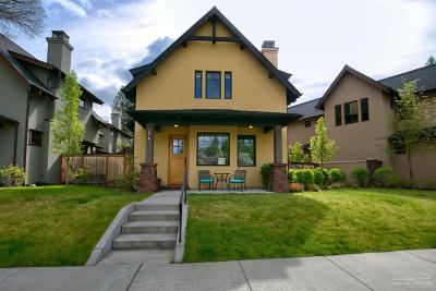 Bend Single Family Home For Sale: 1514 Northwest Awbrey Road