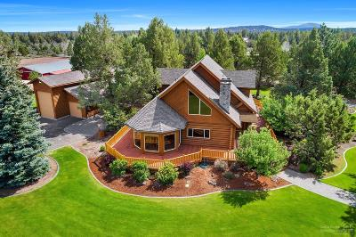 Bend Single Family Home For Sale: 18070 Cascade Estates Drive