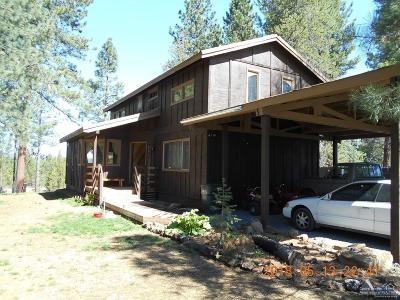 La Pine OR Single Family Home For Sale: $268,900