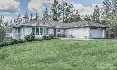 Bend Single Family Home For Sale: 1611 Northwest Promontory Drive