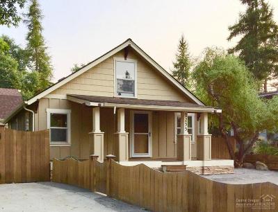 Bend Single Family Home For Sale: 1255 Northwest Davenport Avenue