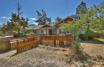 Bend Single Family Home For Sale: 1933 Northwest Hill Street