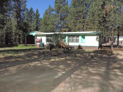 La Pine OR Mobile/Manufactured Sold: $108,750