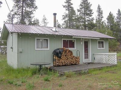 La Pine Single Family Home For Sale: 52668 Doe Lane