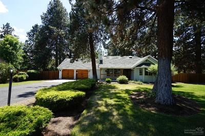 Bend Single Family Home For Sale: 21165 Wilderness Way
