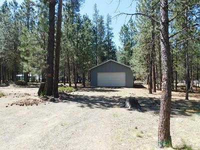 La Pine OR Residential Lots & Land Sold: $68,000