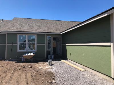 Culver Single Family Home For Sale: 245 Alfalfa Drive