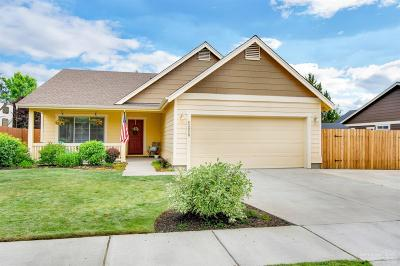 Bend Single Family Home For Sale: 62958 Marsh Orchid Drive