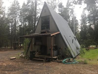 La Pine Single Family Home For Sale: 51550 Ash Drive