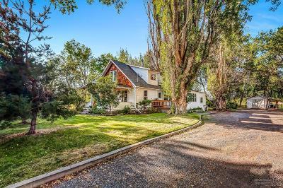Bend Single Family Home For Sale: 22370 Erickson Road