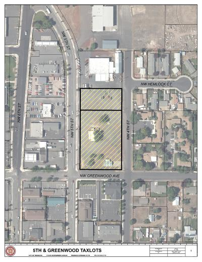 Redmond Residential Lots & Land For Sale: 736 Northwest 5th Street