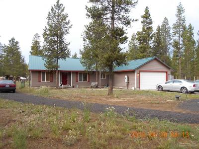 La Pine OR Single Family Home For Sale: $299,000