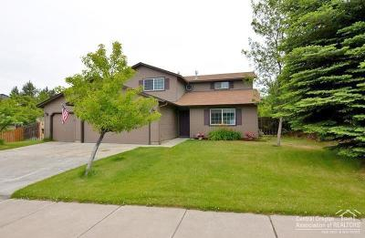 Bend Single Family Home For Sale: 63363 Majestic Loop