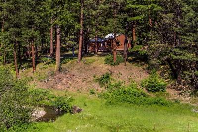 Prineville Single Family Home For Sale: 14780 NE Mill Creek Road