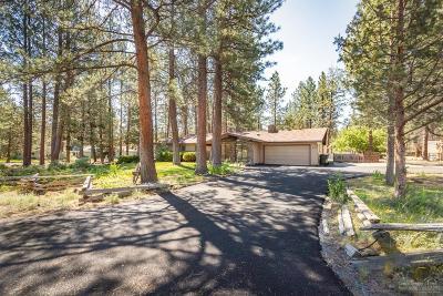 Bend Single Family Home For Sale: 63415 Saddleback Drive