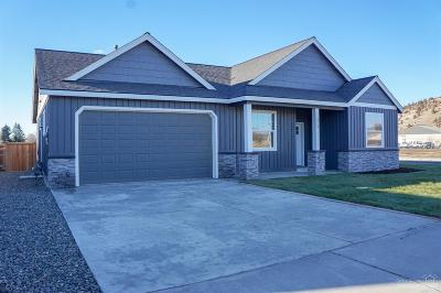 Prineville Single Family Home For Sale: 317 Southeast Pioneer Drive