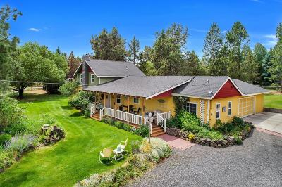 Bend Single Family Home For Sale: 64365 Old Bend Redmond Highway
