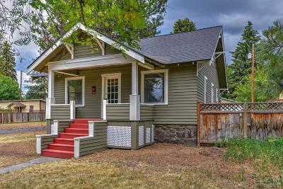 Single Family Home For Sale: 345 NW Columbia Street