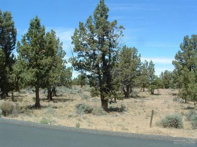 Redmond OR Residential Lots & Land For Sale: $210,000