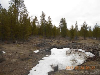 La Pine OR Residential Lots & Land Sold: $47,000