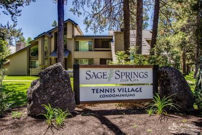 Sunriver Condo/Townhouse For Sale: 17689 Tennis Village Court