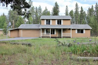 Bend Single Family Home For Sale: 17101 Helbrock Drive