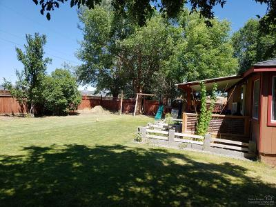 Prineville Single Family Home For Sale: 3806 Northeast Butte Drive