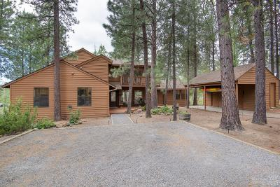 Sunriver Single Family Home For Sale: 57101 Grizzly Lane