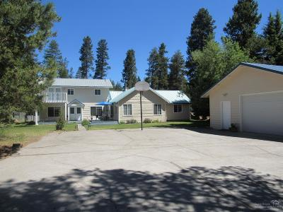 La Pine Single Family Home For Sale: 52276 Lechner Lane