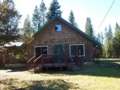 La Pine OR Single Family Home Sold: $179,550