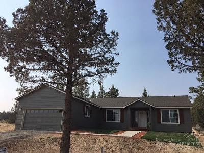 Prineville Single Family Home For Sale: 6305 Northwest Elliott