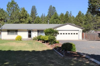 Bend Single Family Home For Sale: 19233 Shoshone Road
