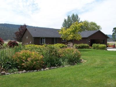 Prineville Single Family Home For Sale: 14050 NE Ochoco Highway