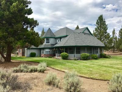 Bend Single Family Home For Sale: 64300 Crosswinds Road