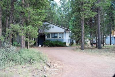 La Pine Mobile/Manufactured For Sale: 53716 Boundary Road