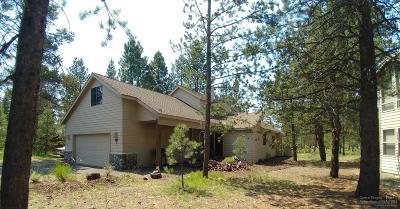 Sunriver Single Family Home For Sale: 17708 Wickiup Lane