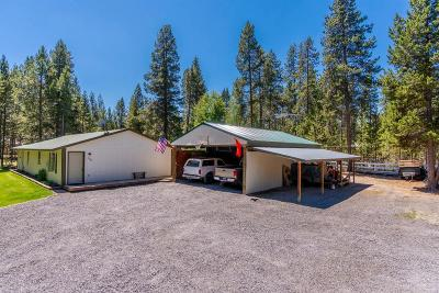 La Pine Single Family Home For Sale: 52765 Day Road