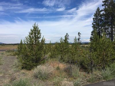 La Pine Residential Lots & Land For Sale: 51227 Riley Lane
