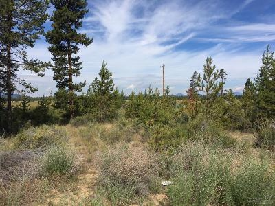 La Pine Residential Lots & Land For Sale: 51221 Riley Lane