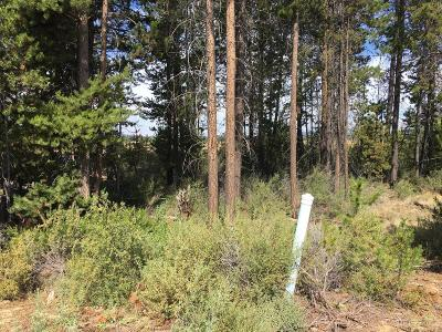 La Pine Residential Lots & Land For Sale: 51215 Riley Lane