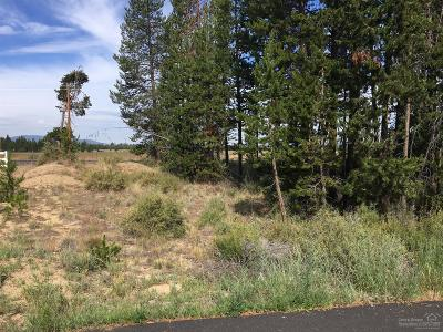 La Pine Residential Lots & Land For Sale: 51209 Riley Lane