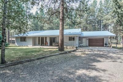 La Pine Single Family Home For Sale: 50015 Collar Drive