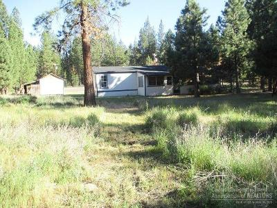 La Pine Mobile/Manufactured For Sale: 17676 Penny Court